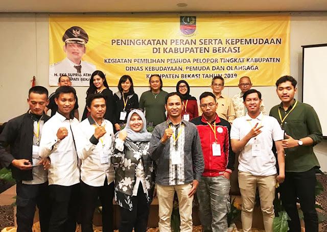 Ekowisata Sungai Rindu Babelan Juara 1 Pemuda Pelopor Kab Bekasi 2019