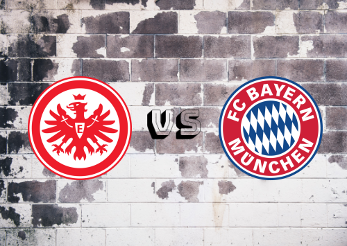 Eintracht Frankfurt vs Bayern München  Resumen y Partido Completo