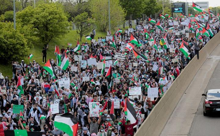 Dukung-Kekerasan-Israel-terhadap-Palestina-Warga-Arab-Amerika-di-AS-Menyesal-Coblos-Joe-Biden