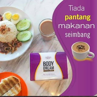 BODY DREAM SLIMMING DRINK