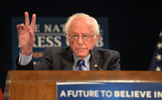 Sanders Responds To Tans Group Questionnaire — But Not Clinton
