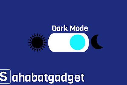 Cara Membuat Night Mode Di Blogger Dengan Efek Bintang Di Blog