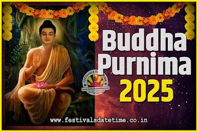 2025 Buddha Purnima Date and Time, 2025 Buddha Purnima Calendar