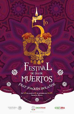 festival de día de muertos zacatecas 2016