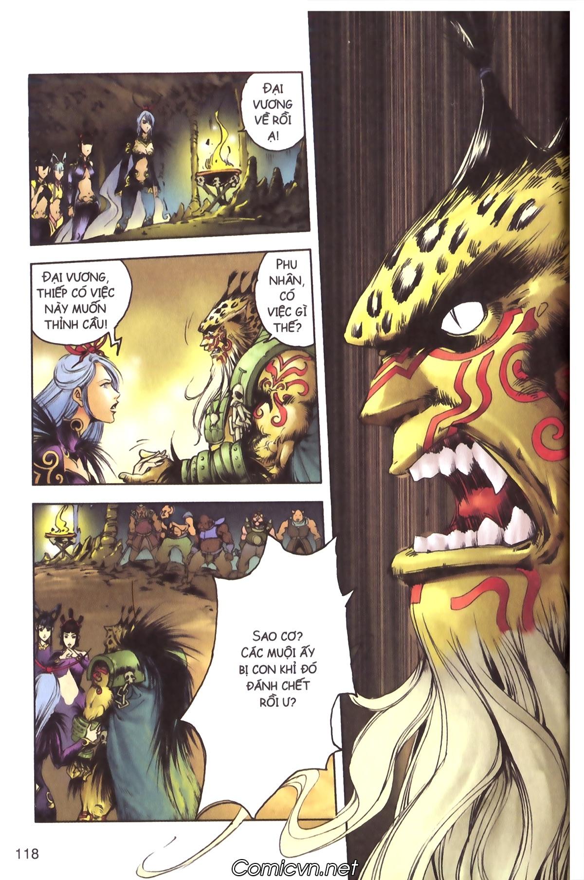 Tây Du Ký màu - Chapter 117 - Pic 28