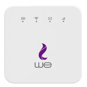 افضل اسعار ومواصفات الراوتر الهوائي2020 بدون خط ارضي ( WE Air 4G )
