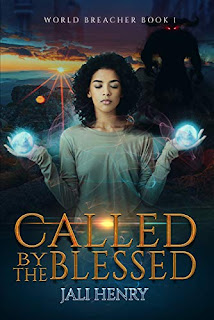 Called by the Blessed - a gripping Young Adult, Paranormal Fantasy by Jali Henry
