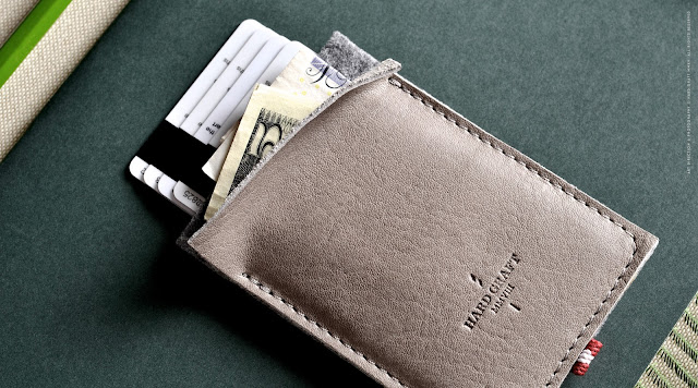Wild Pocket Card Case - Hand Graft