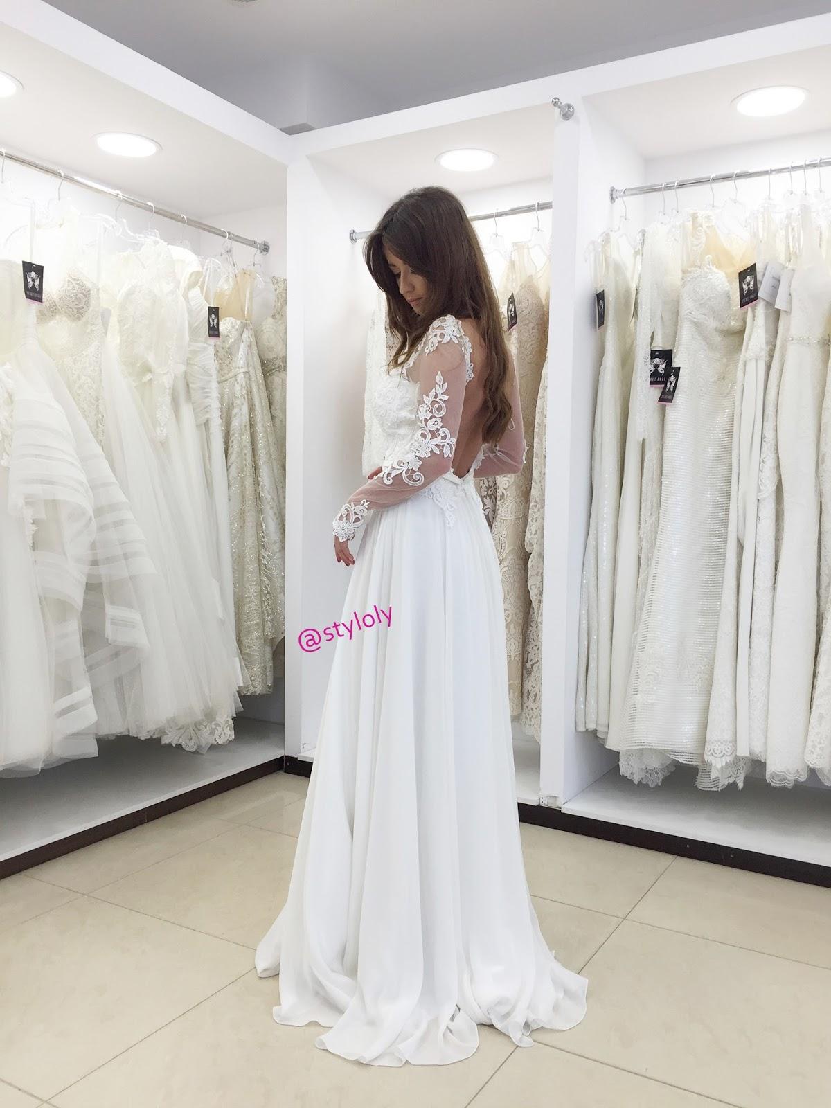 Suknie ślubne 2017 Przymiarki Sukni ślubnej Salon Secret Angel