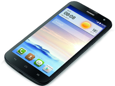 Huawei Ascend G730, móvil Android grande y barato
