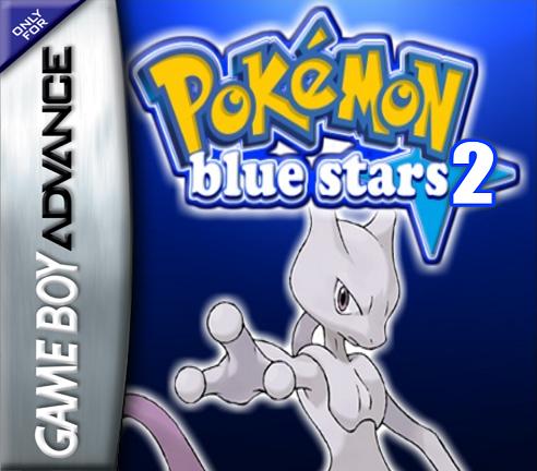 Pokémon Blue Stars 2 ROM GBA