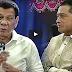 WATCH: Cesar Montano Bumilib Sa Talumpati Ni Duterte