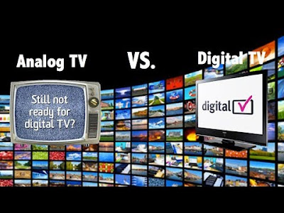 Analog vs Digital Satellite Tv Receivers