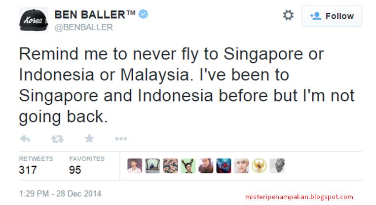 Ben Baller AirAsia