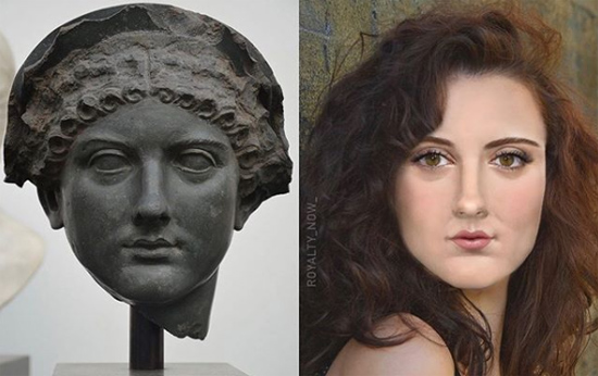 Agripina - Mãe do Imperador Nero