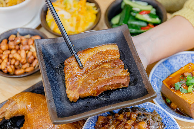 MG 9943 - 熱血採訪︱林記飯館,古早南部口味平價小吃,滷肉飯肥肉瘦肉任你挑!還有熟客必點蜜汁小魚乾花生