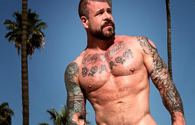 Tudo sobre Rocco Steele, astro pornô gay que vem ao Brasil!
