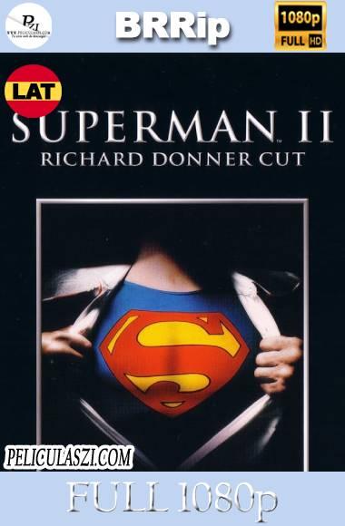 Superman II: El montaje de Richard Donner (2006) Full HD BRRip 1080p Dual-Latino