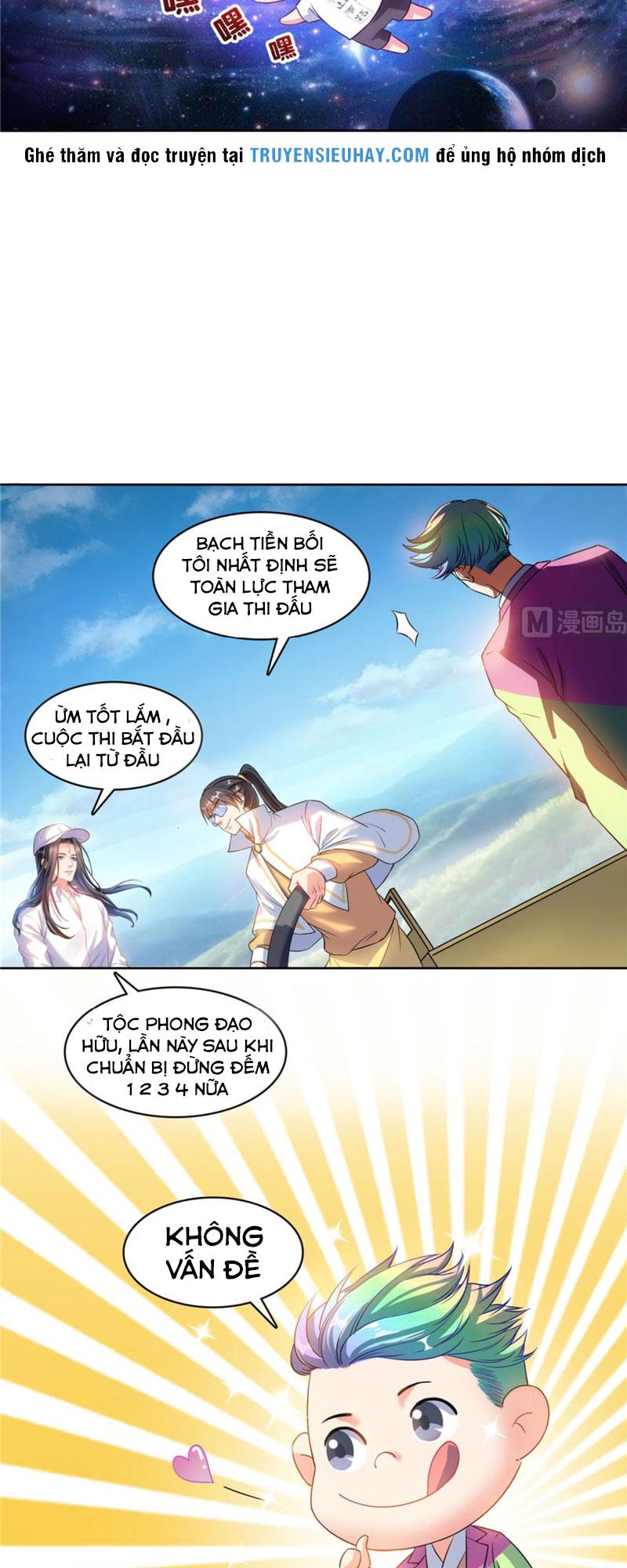 Tu Chân Nói Chuyện Phiếm Quần chap 252 - Trang 13