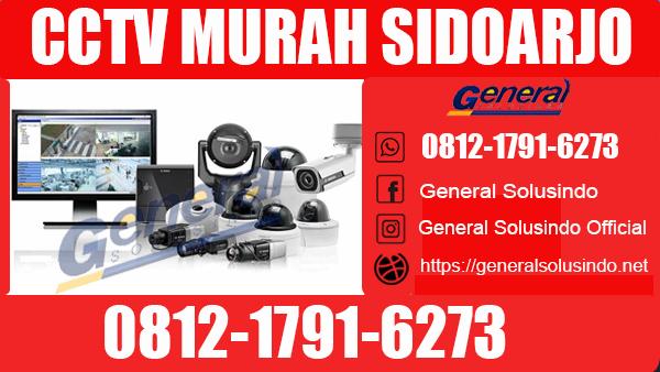 CCTV Murah Sukodono Sidoarjo Terlengkap dan Bergaransi