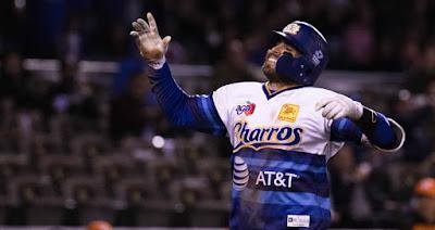 Charros de Jalisco vencieron por marcador de 10-4 a Naranjeros de Hermosillo