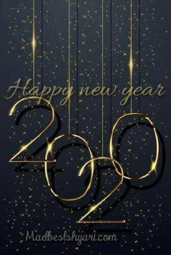 Wish You Happy New Year 2020
