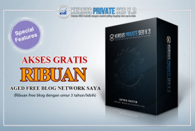 Kursus Private SEO V.3