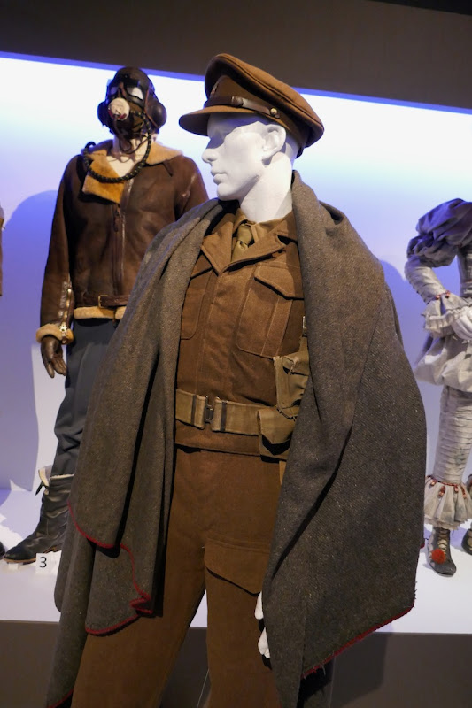 Dunkirk Shivering Soldier movie costume