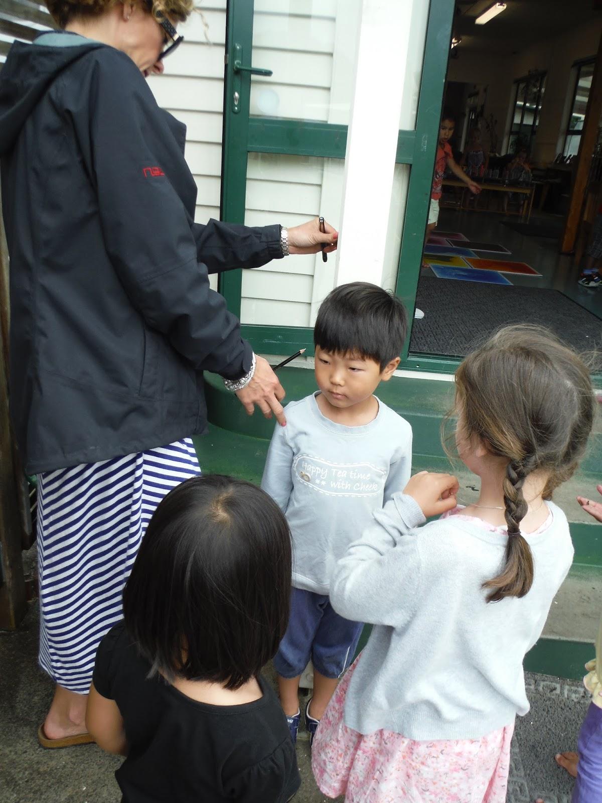 Mairtown Kindergarten Mathematics Is Interwoven