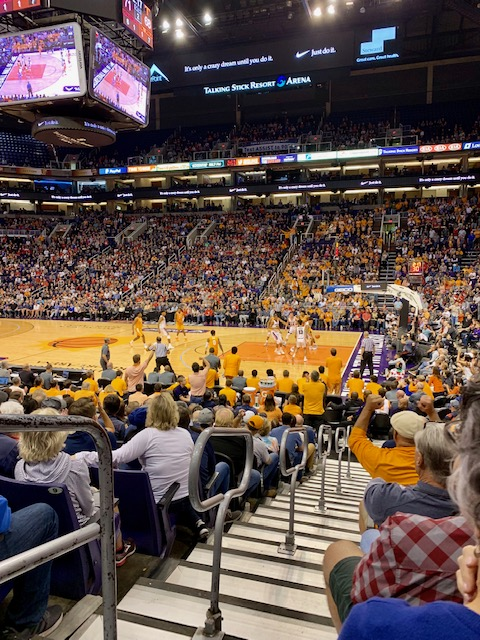 Gonzaga vs. Tennessee