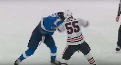 hockey fight seeler vs beaulieu