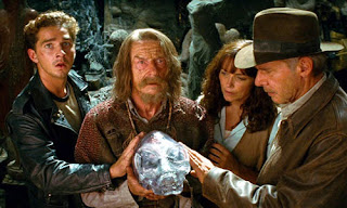 review indiana jones and the kingdom of the crystal skull