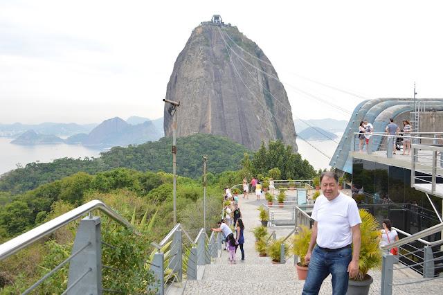 Cordova tepesi, Rio De Jenairo