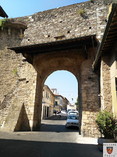Immagine - Porta Santa Trinita - uscita