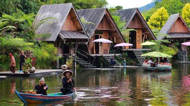 5 Tempat Wisata Bandung Untuk Bulan Madu Paling Romantis