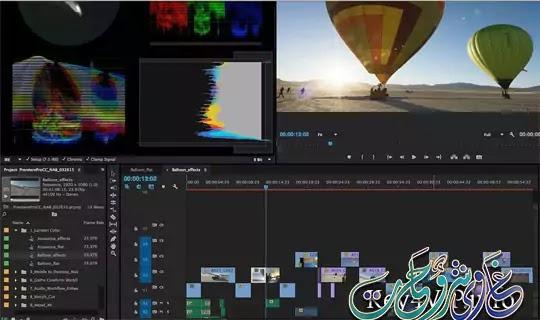 تحميل برنامج بريمير 2018 كامل بالتفعيل - Adobe Premiere pro V12 with full activation برابط مباشر