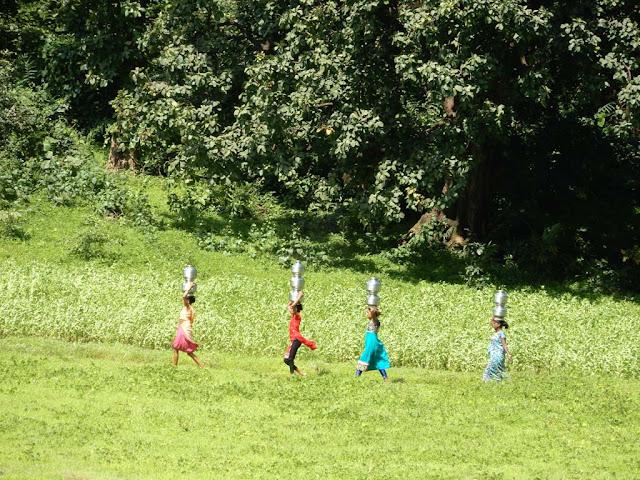 Rural Life in Maharashtra