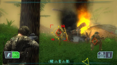cheat codes for tom clancys ghost recon predator for psp