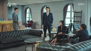 Sinopsis Suits Episode 6 Part 2