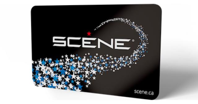 Win 1 of 30 Scene Points Prizes