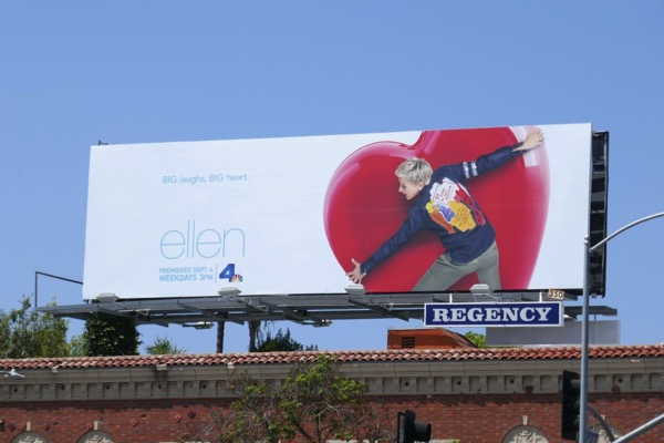 Ellen season 16 billboard