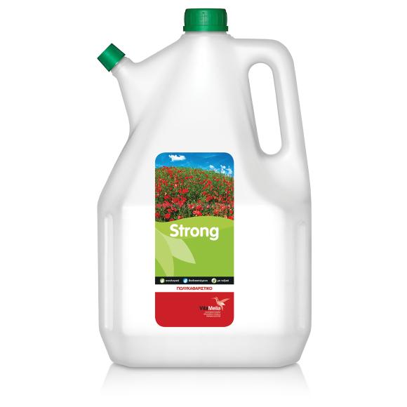 Strong (5lt)  Βιοδιασπώμενο Προϊόν Καθαρισμού Υπερκαθαριστικό