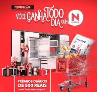Cadastrar Promoção Moinho Nordeste 2020 Você Ganha Todo Dia