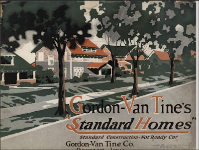 Gordon-Van Tine 1916 catalog standard homes