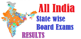 All States Board Exam Results