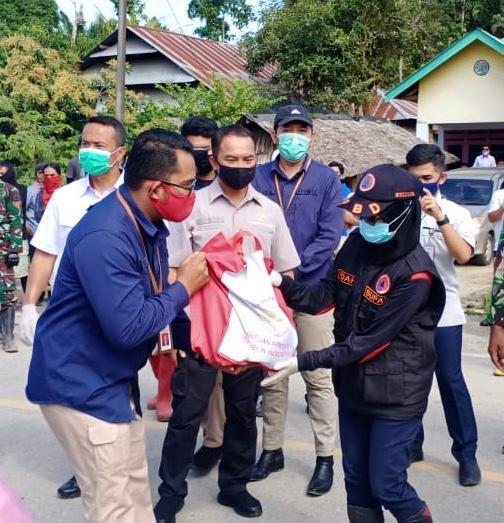 Presiden Jokowi Kirim 10.000 Paket Bantuan Untuk Warga Korban Banjir Bandang di Luwu Utara