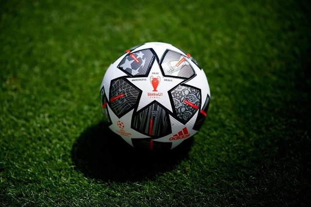 كرة نهائى دورى أبطال أوروبا 2021