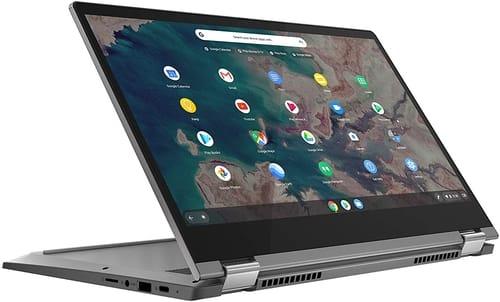 Review Lenovo 82B80006UX Chromebook Flex 5 FHD Laptop