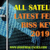 All Satellites Feeds keys 2019