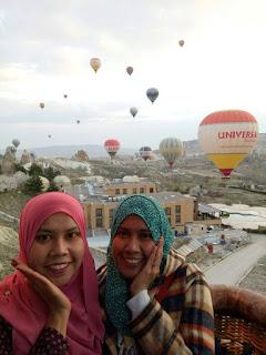 Travelog Turkey Hot Air Balloon Cappadocia Kapadokya Balloons